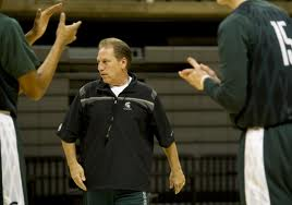 Michigan State #1 in basketball, first time since '01