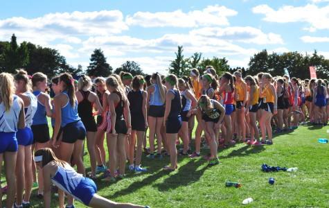 Cross country team prepares for Kensington meet