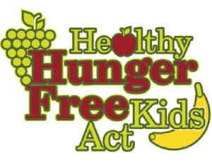 New food regulations in school are bogus