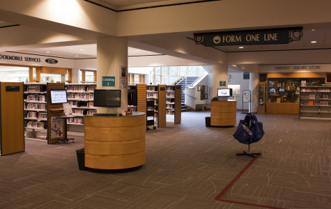 Rochester Public Library has many options for bored teenagers