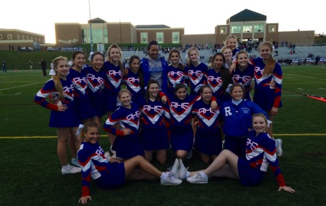 Cheerleading teams continue tradition of excellence