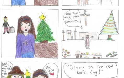 Comic: The true meaning of Christmas