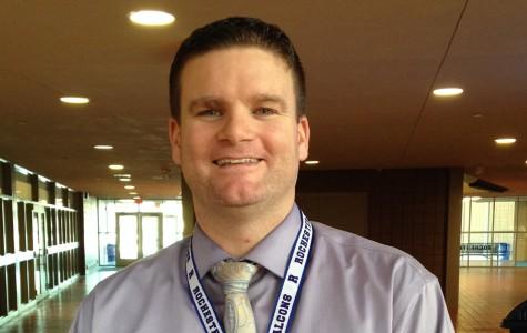 Mr. Wescott returns to RHS
