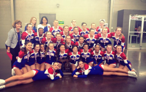 Rochester cheer team places 2nd at State Finals