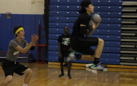 Rochester's annual dodgeball tournament provides a great time for all