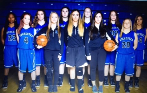 Girls basketball team attempts to overcome injuries, play with grit