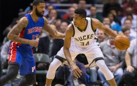 Pistons control tempo vs. Milwaukee, win 102-95
