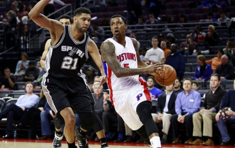 Pistons Dominated by Spurs at Home, 109-99