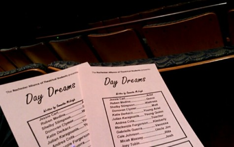 One-act play 'Day Dreams' brings relatable issues to life
