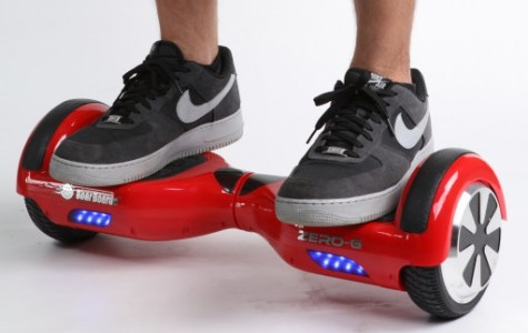 Hoverboards are fun to ride but are not practical