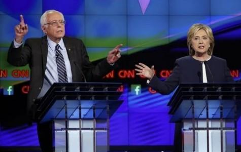 Democratic debate held in Flint