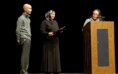 Paraprofessional Mrs. Rawaa Kareem wins Sparkle Award