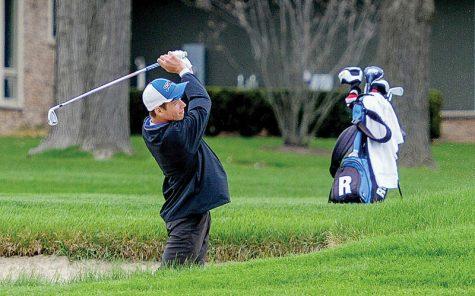 Golf team sets high goals for season