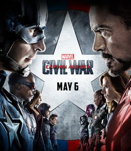 """""""Captain America: Civil War"""" is a Must See"""