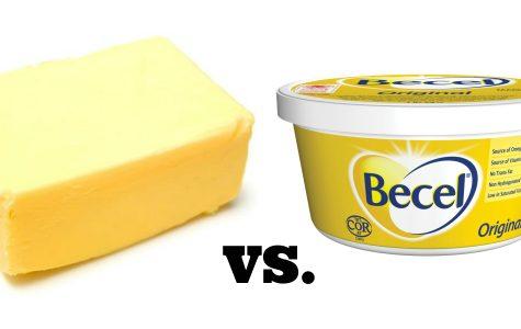 Butter has butter health benefits than margarine