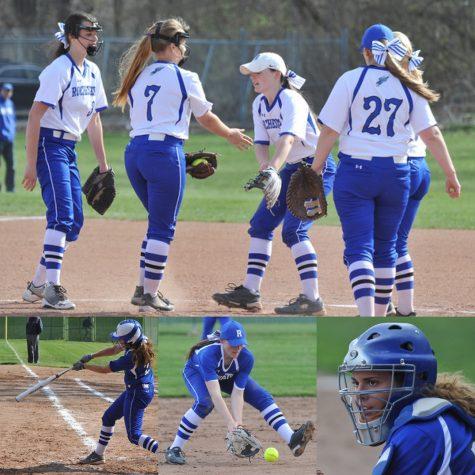 Varsity softball season underway