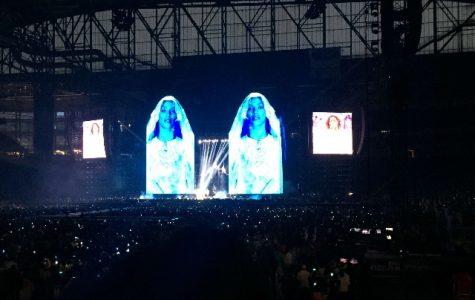 BRIEF: Student reminisces Beyoncé concert