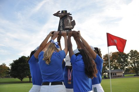 Girls golf brings home the state championship