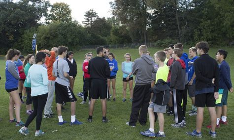 Cross Country team gets a new coach