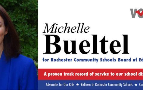 Michelle Bueltel Wins School Board Election