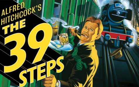 """BRIEF: RATS performs """"The 39 Steps"""""""