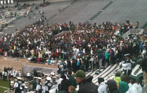 Spartans blank the Boilermakers