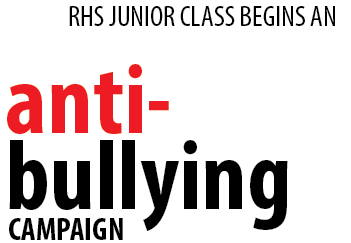 Junior class council runs anti-bullying campaign