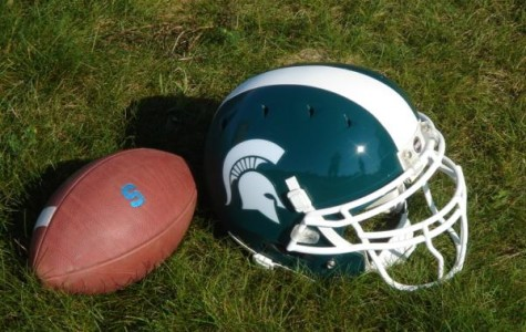 Spartans roll over Northwestern, clinches Big Ten Legends Division