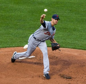 Detroit Tigers trade pitcher Doug Fister to Washington Nationals