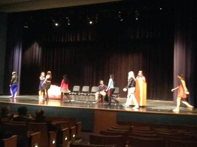 Spanish Honors Society holds first induction ceremony