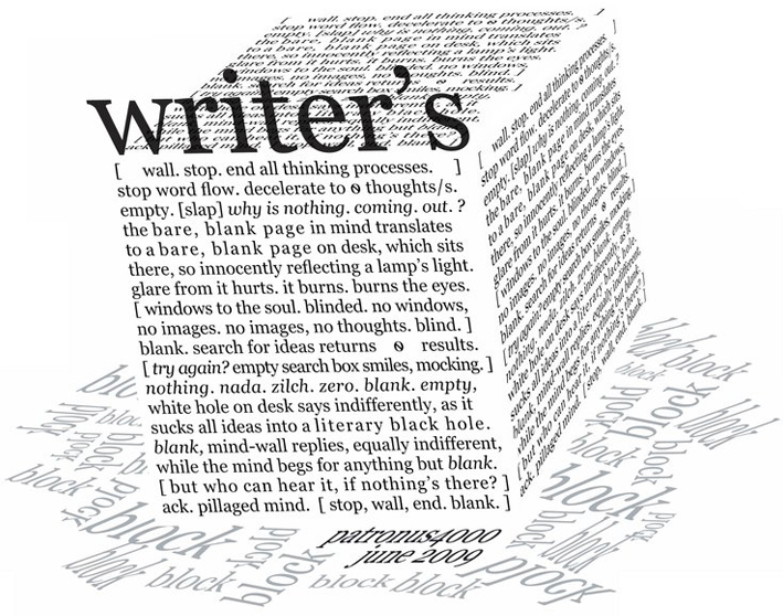 Writer's block remedies provide relief
