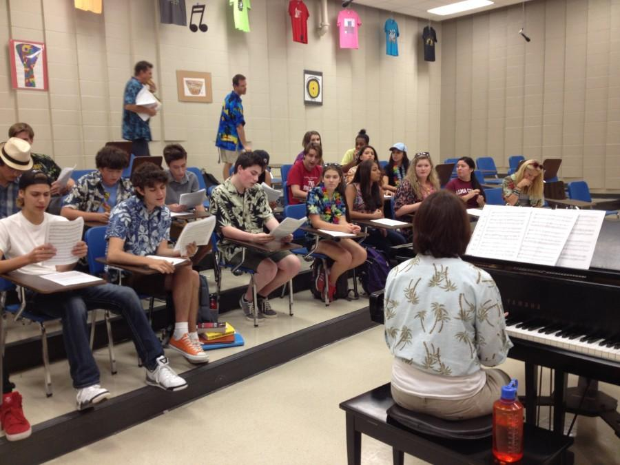 R.A.T.S. holds auditions for fall musical