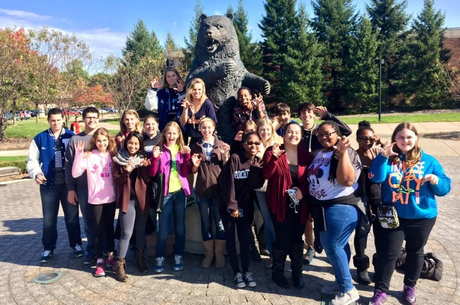 Sophomores+visit+Oakland+University+on+Oct.+6
