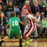 Freshman Hunter Schattler hopes to contribute on the Varsity basketball team