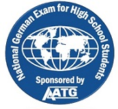 The logo for the AATG.