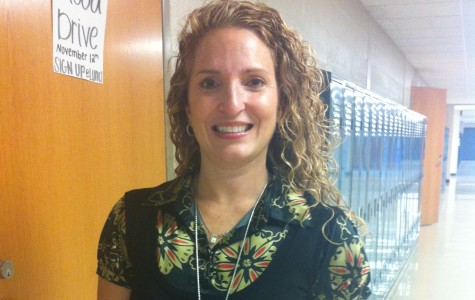 Personality profile on math teacher Mrs. Laurie Holbrook