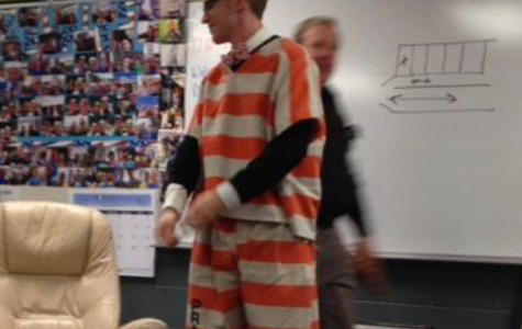 Sociology class examines prison systems around the world