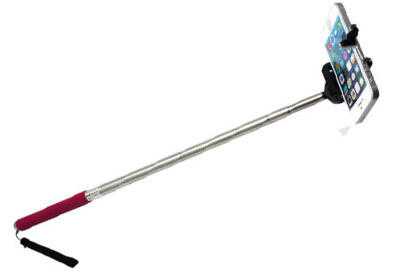 Selfie sticks encourage narcissistic behavior
