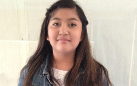 Sophomore Gabriela Rodriguez is one of the students who transferred mid-year to RHS from California.