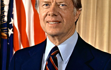 Portrait of Jimmy Carter while in office.