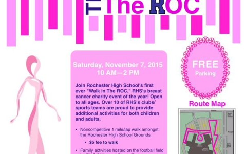 BRIEF: The Walk in the ROC aims to raise funds for Karmanos cancer institute