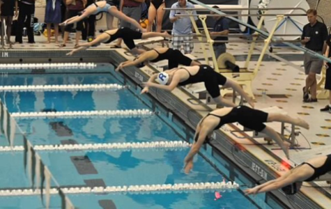 BRIEF: Girls Swim and Dive gets ready for Leagues