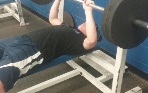 BRIEF: Mr. Merlo's weight training program prepares basketball for a fresh start