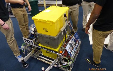 BRIEF: Robotics team prepares for upcoming season