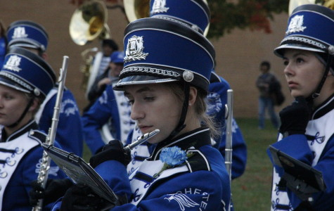BRIEF: Senior Rachel Butala plans to pursue music therapy as a career