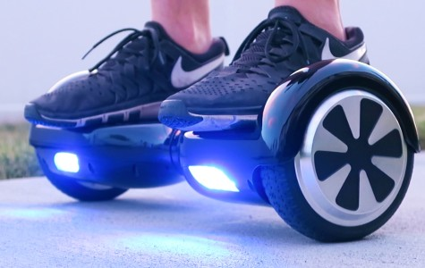 Hoverboards cause conflict among the public