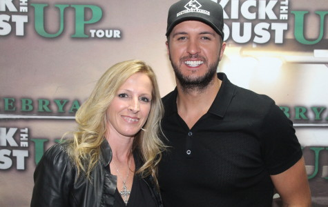 BRIEF: Mrs. Oppat meets country star Luke Bryan