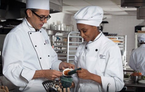 BRIEF: Oakland Technical Schools allow students to expand studies in Culinary Arts