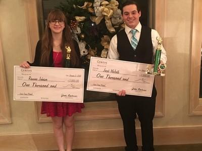 BRIEF: RHS Student Named Jr. Grand Marshal