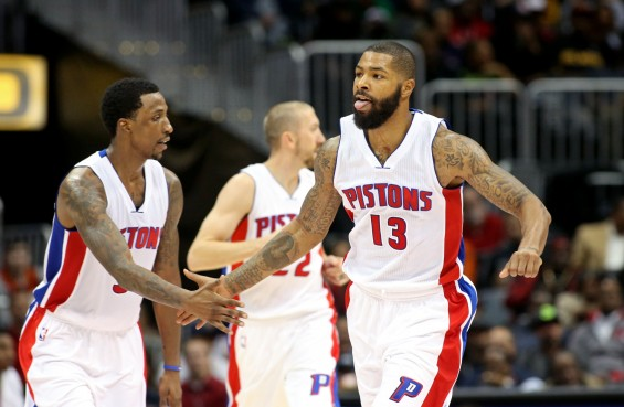 Pistons rally from 16-point deficit to defeat Phoenix 127-122 in OT